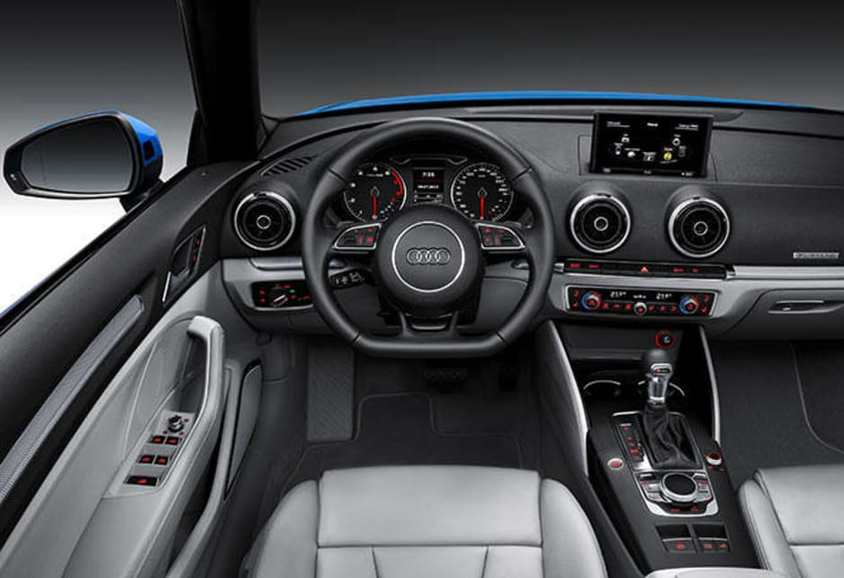 Audi A3 Cabriolet 2013 Review Carsguide