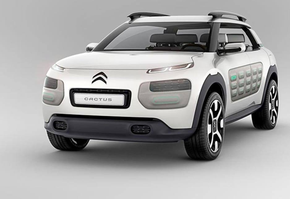Citroen Cactus Concept Revealed Car News Carsguide
