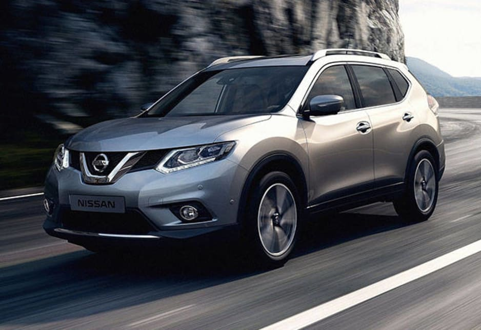 2014 nissan x trail new car sales price car news carsguide. Black Bedroom Furniture Sets. Home Design Ideas