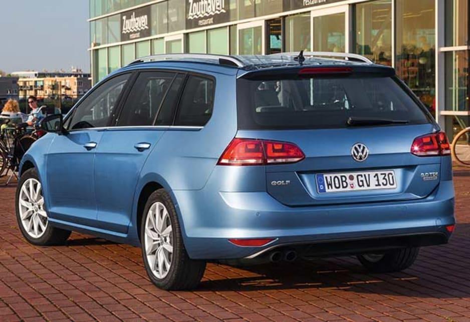 Volkswagen Golf Comfortline Wagon 2014 Review Carsguide