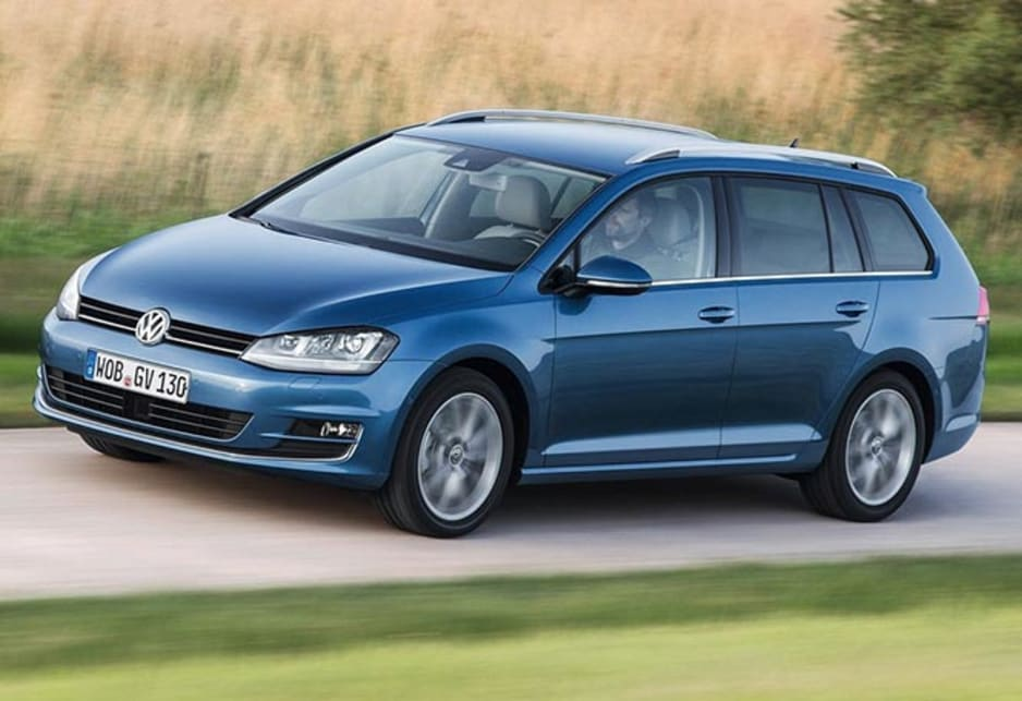 Volkswagen Golf wagon 103 TSI Highline 2014 review | CarsGuide