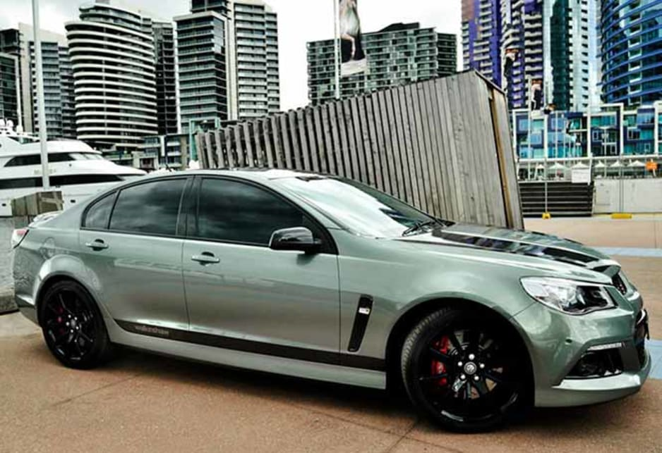 Walkinshaw Performance launches 375kW kit for HSV - Car News | CarsGuide