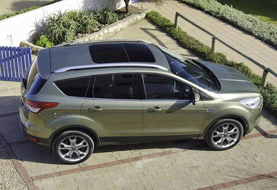 ford kuga review titanium  litre diesel carsguide