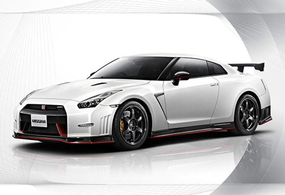 The Nissan GT R Nismo Gets Its Official Debut At Tokyo Motor Show.