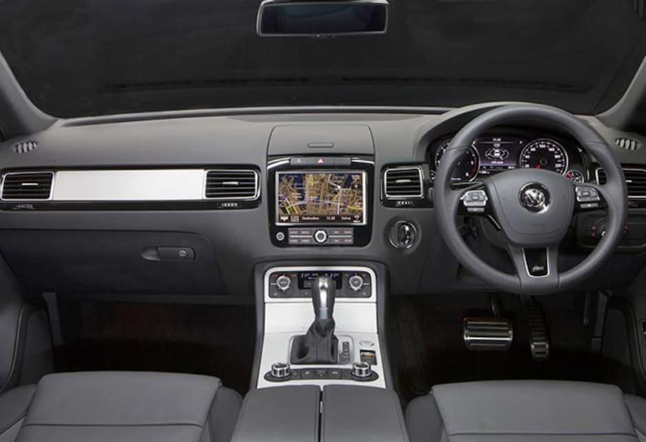 Volkswagen Touareg V8 Tdi R Line