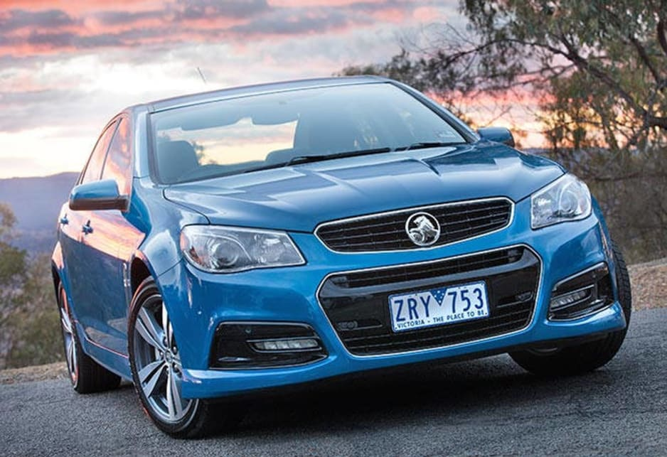 Holden Commodore SV6 2013 Review  CarsGuide