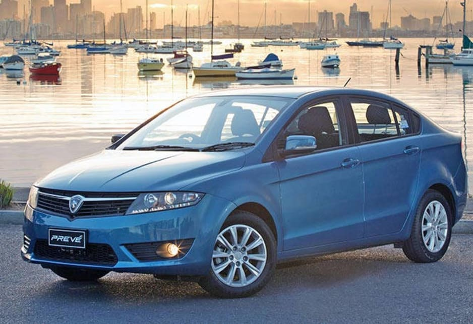 Proton Preve 2013 Review | CarsGuide