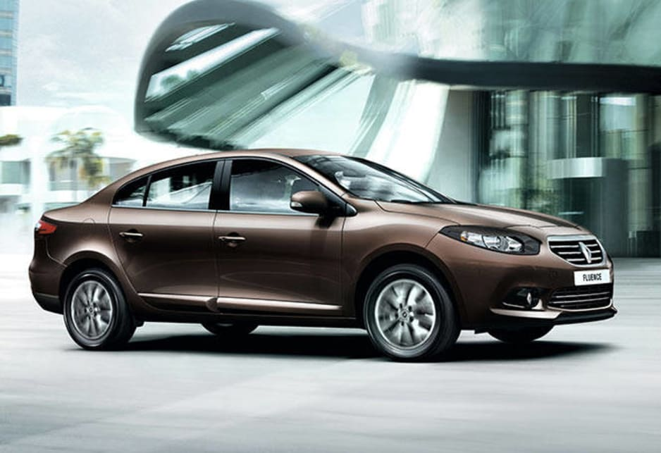 Renault Fluence 2013 Review Carsguide