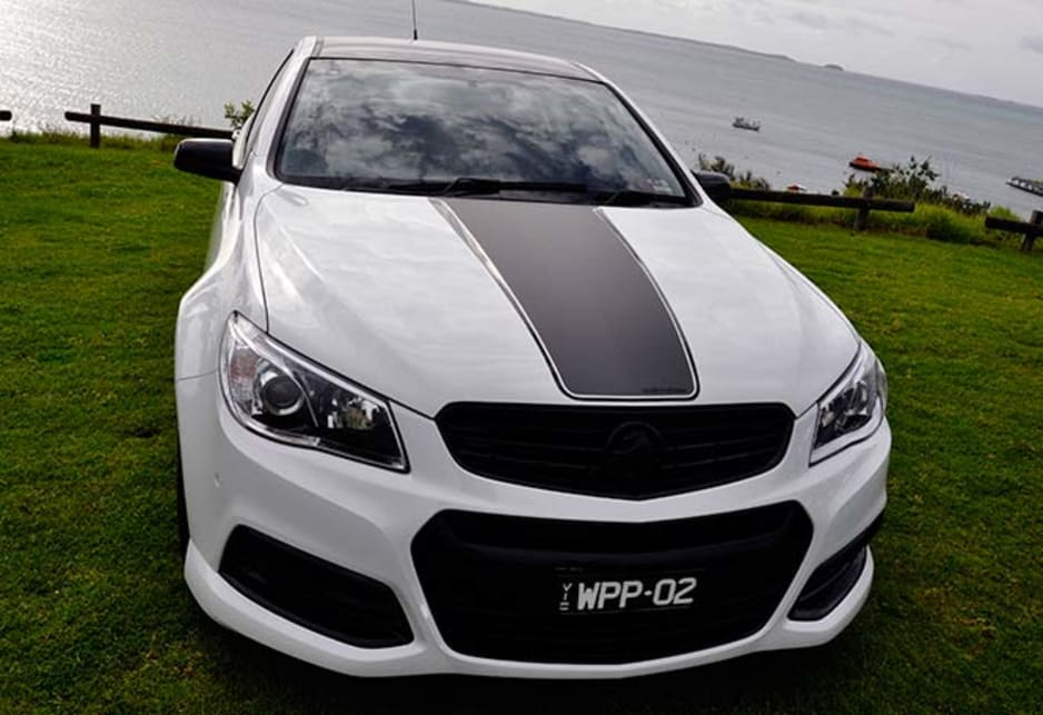 Walkinshaw VF and Gen F supercharger packs