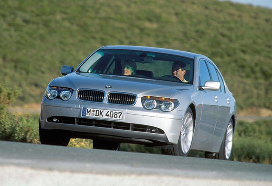 Used BMW Series Review CarsGuide - 2003 bmw 740li