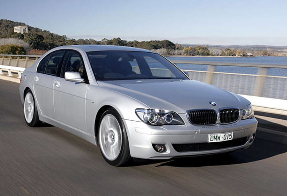 The BMW 7 Series Is A Large Prestigious German Saloon Aimed At Travelling Long Distances