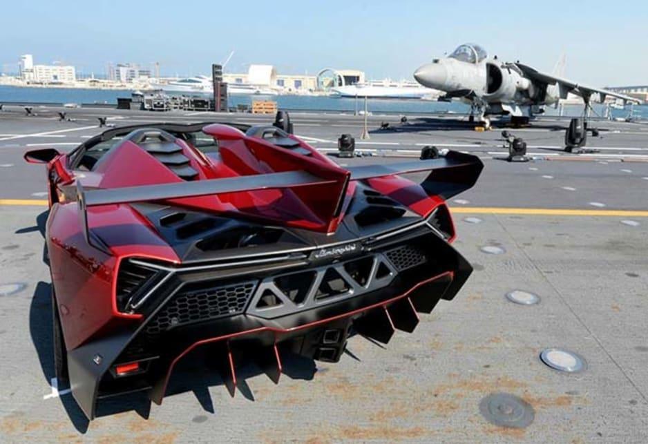 Lamborghini veneno price australia