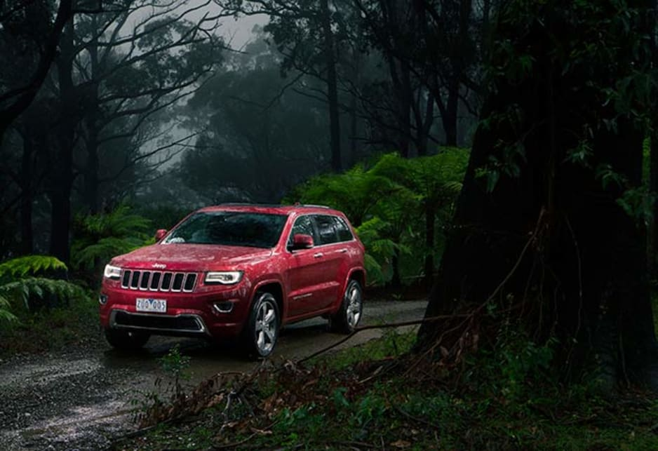jeep grand cherokee 2014 review carsguide. Black Bedroom Furniture Sets. Home Design Ideas