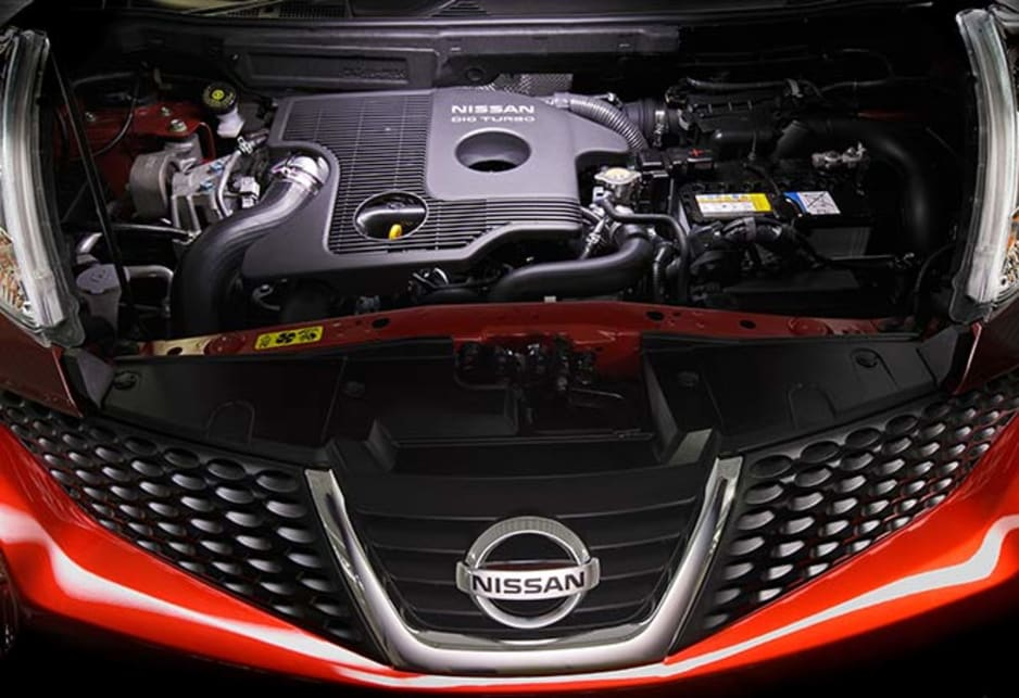 There are two direct-injection 1.6 litre petrol engines, a naturally-aspirated one of 86kW/158Nm in the ST, and a turbo version, as fitted to the Pulsar SSS, which is used in the ST-S and Ti-S, and puts out a hefty 140kW and 240Nm.