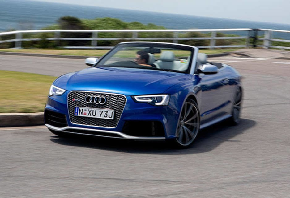 audi rs5 cabriolet 2014 review carsguide. Black Bedroom Furniture Sets. Home Design Ideas