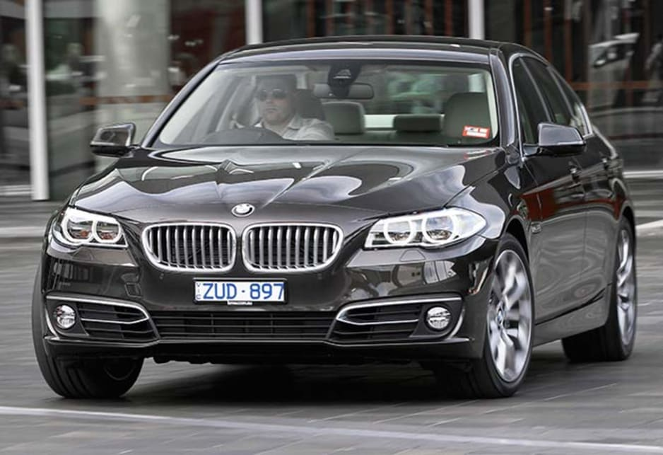 bmw 5 series 2014 review carsguide. Black Bedroom Furniture Sets. Home Design Ideas