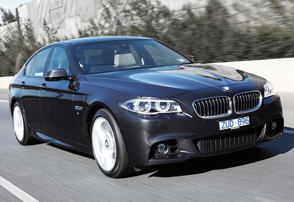BMW 5 Series 2014 Review  CarsGuide
