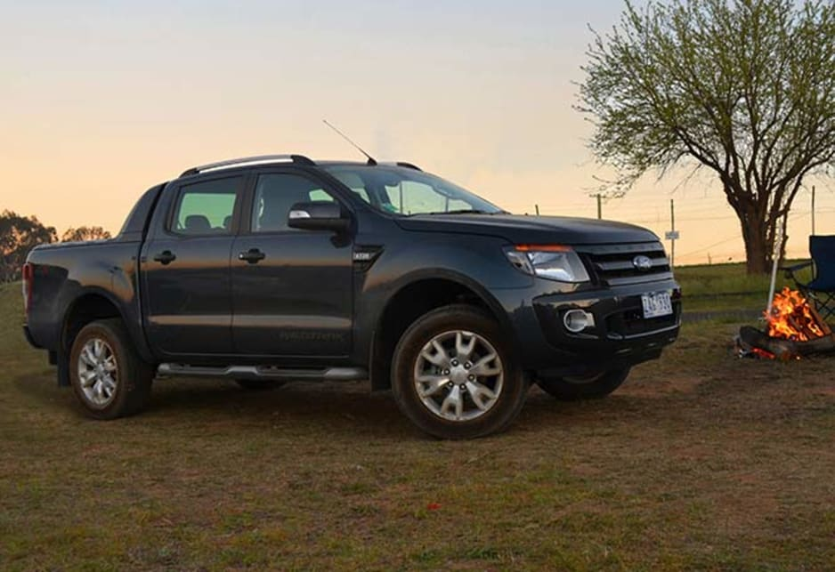 ford ranger wildtrak 2013 review carsguide. Black Bedroom Furniture Sets. Home Design Ideas