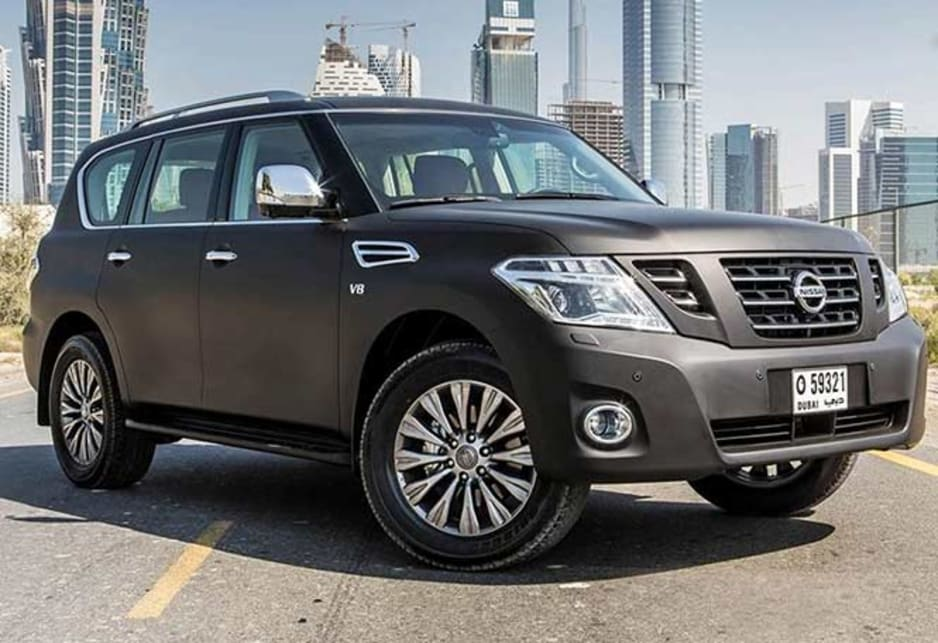 2014 Nissan Patrol update revealed - Car News | CarsGuide