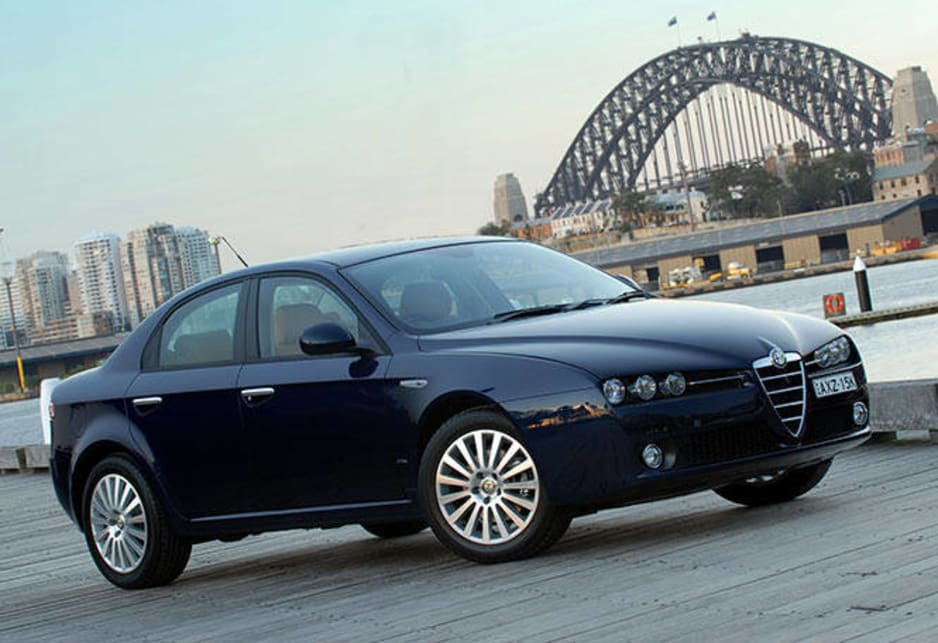 Used Alfa Romeo Review Carsguide