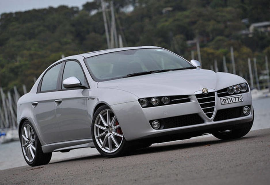Alfa Romeo 159 Used Review 2006 2012 Carsguide
