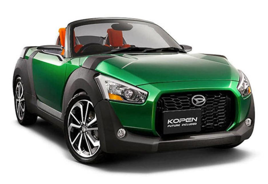 New Daihatsu Copen Replacement Set For Debut Car News Carsguide