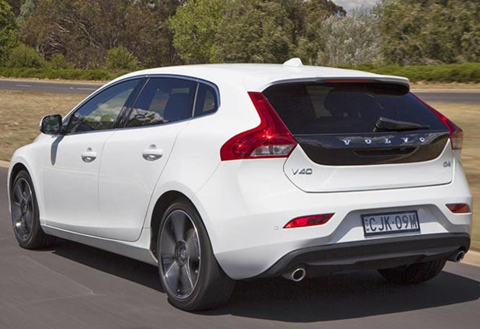 Volvo V40 D2 2013 Review Carsguide