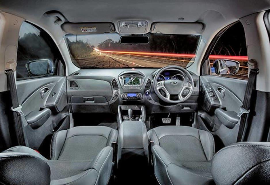 Hyundai ix35 2014 review | CarsGuide