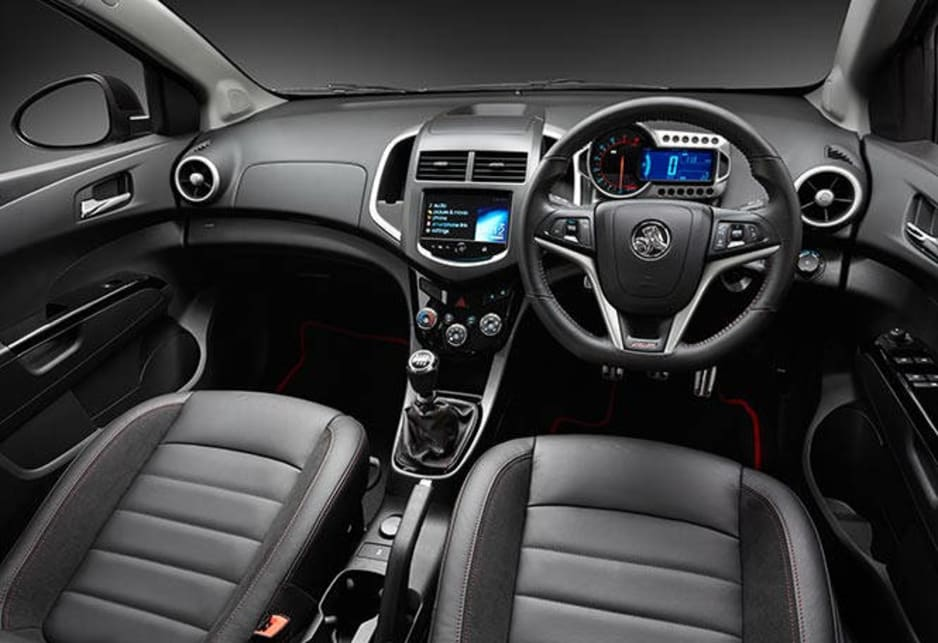 Holden Barina RS provides a huge amount of driving pleasure at a very modest price.