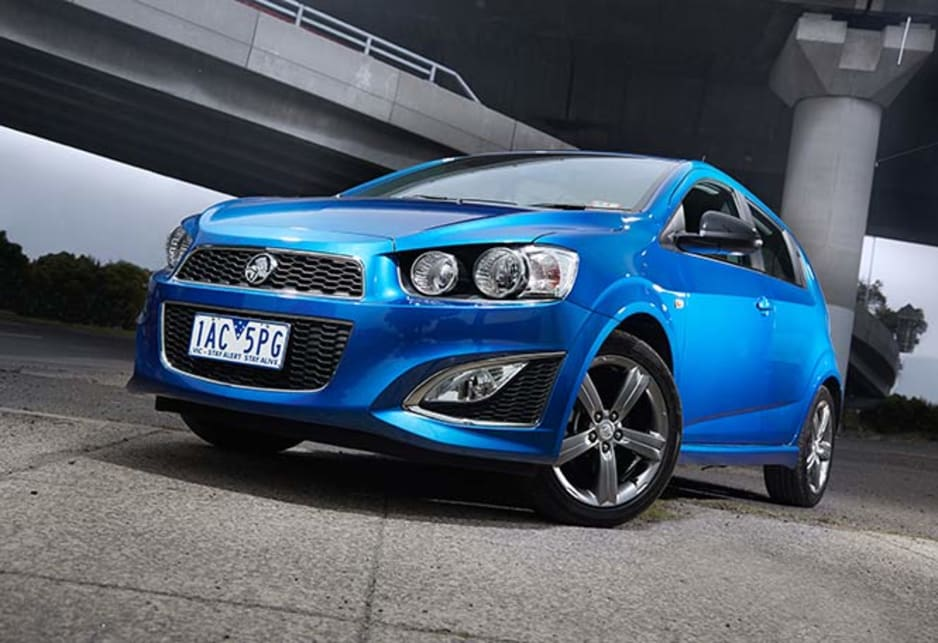 Those looking for a bit more punch from the engine and better handling dynamics, but who are on a tight budget, can pick up a Barina RS for just $20,990 (auto $23,190).