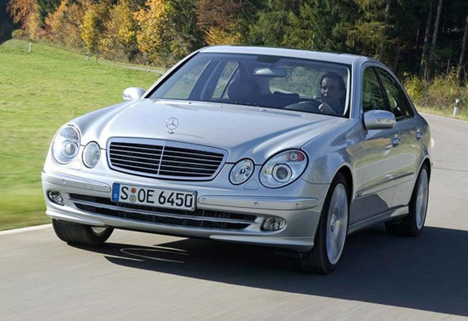 Mercedes benz e class used review 2004 2013 carsguide for 2004 mercedes benz e320 review