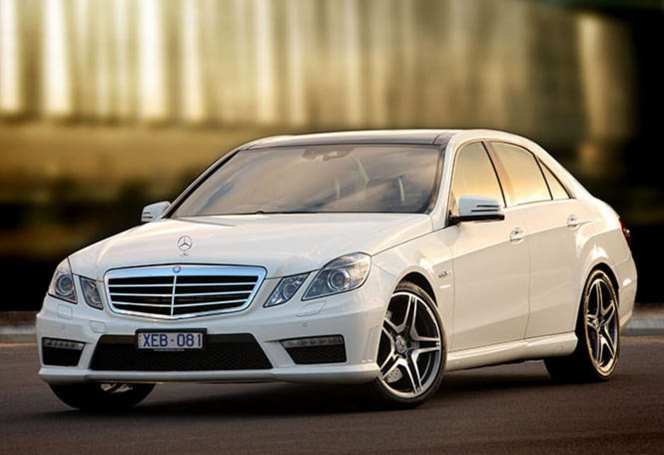 Mercedes benz e class used review 2004 2013 carsguide for Mercedes benz e class 2005