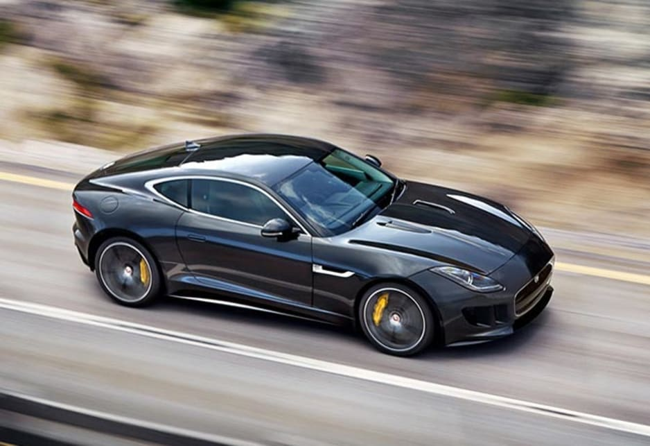 F Type Price >> 2014 Jaguar F Type Coupe New Car Sales Price Car News Carsguide