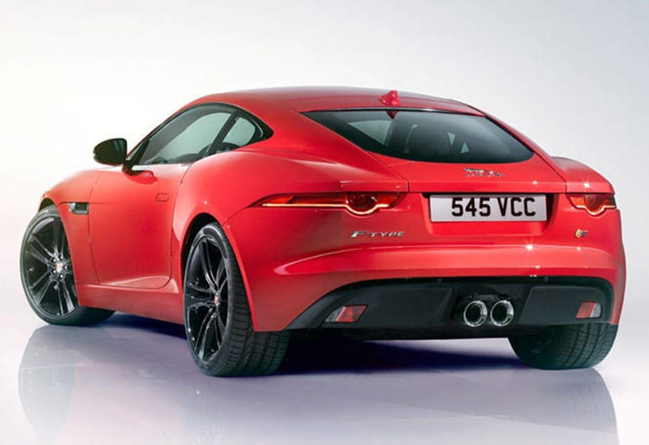 Jaguar F Type Coupe 2015 Review Carsguide
