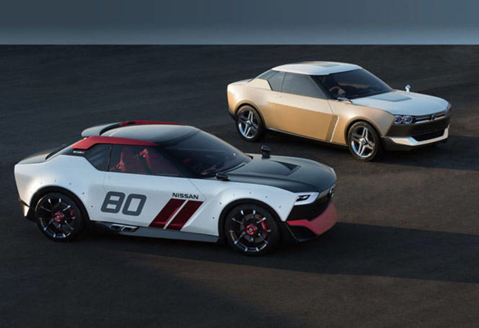2013 Nissan IDx Nismo and Freeflow concepts