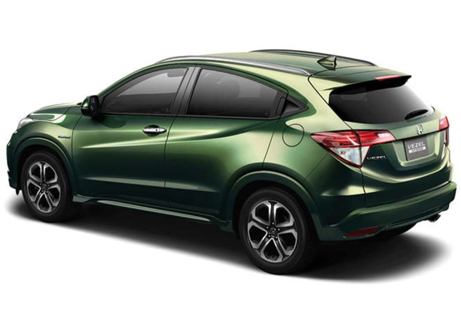 Honda Jazz Based Vezel Suv On Plan For Australia Car News