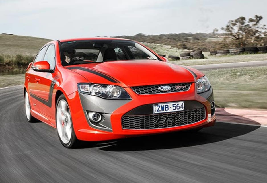FPV GT-P 2014 Review | CarsGuide