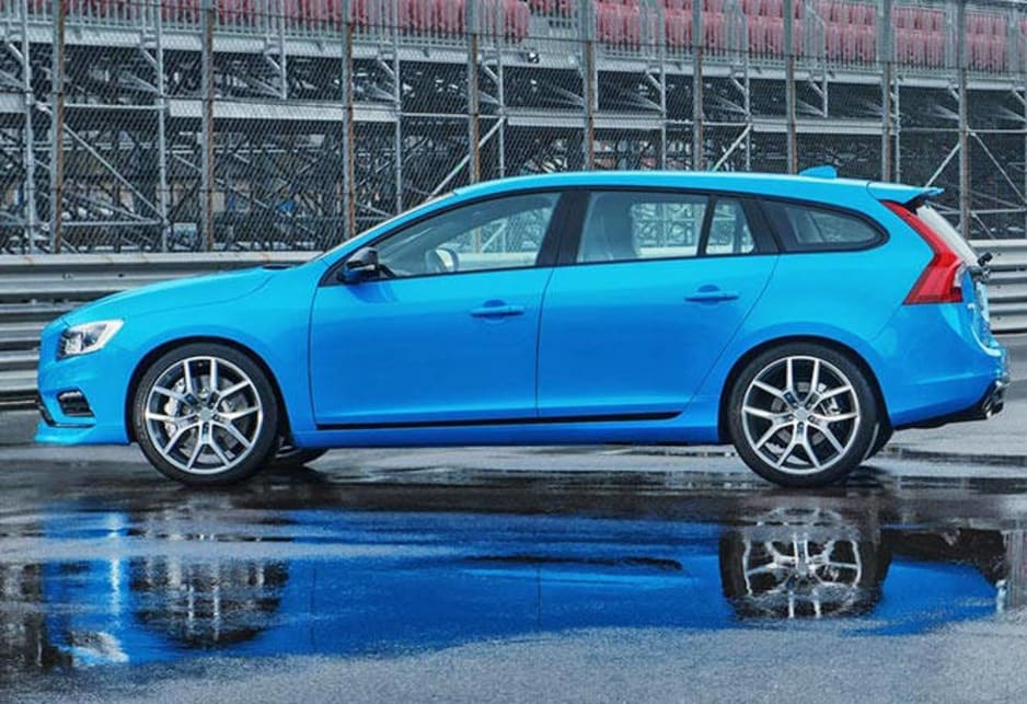 2014 Volvo V60 And S60 Polestar Unveiled Car News Carsguide