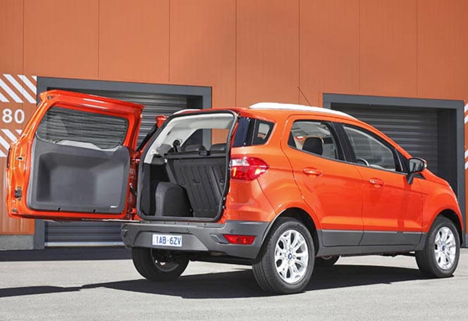 2014 Ford Ecosport Review Carsguide