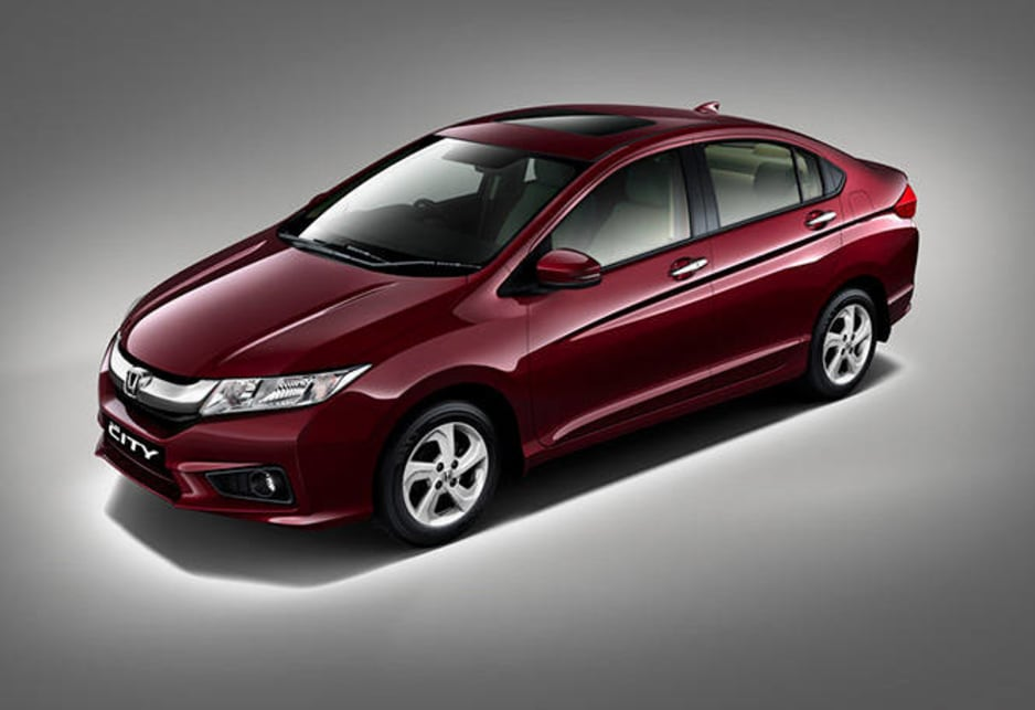 Elegant 2014 Honda City Due In April