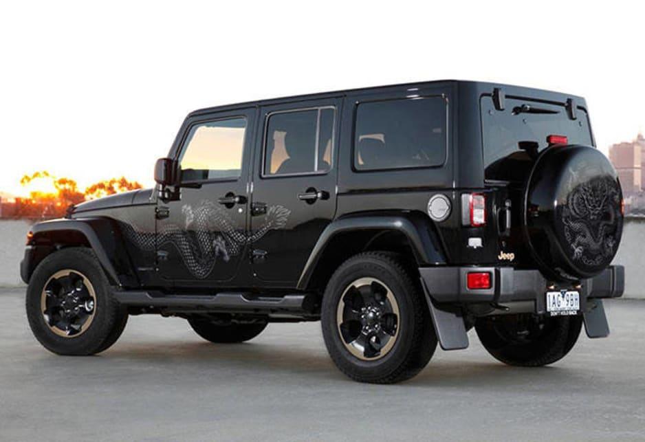 Carsales jeep wrangler