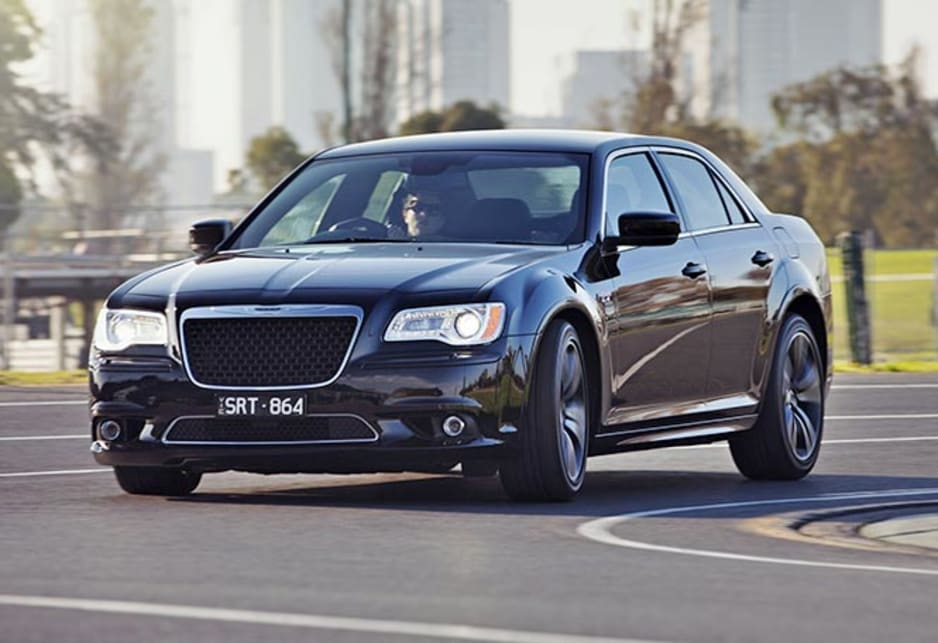Chrysler 300 SRT8 Core