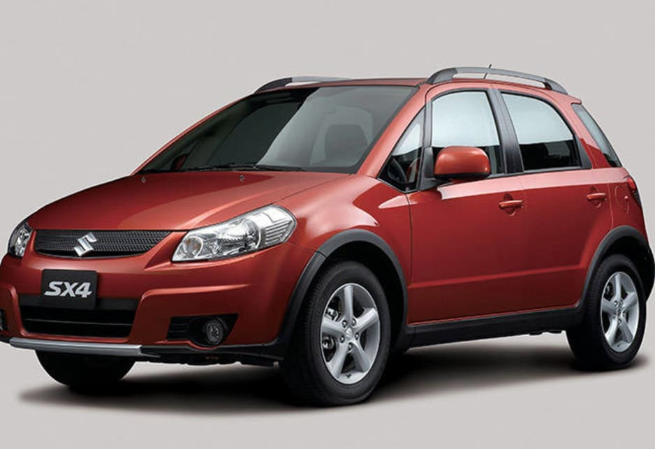 used suzuki sx4 review 2007 2013 carsguide. Black Bedroom Furniture Sets. Home Design Ideas