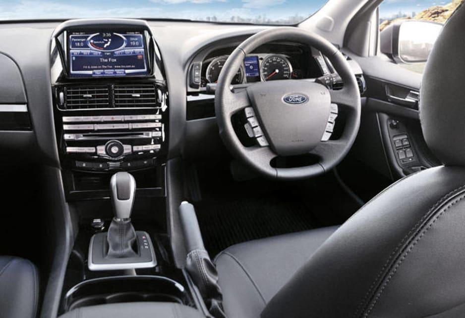2013 Ford Falcon Review G6e Turbo Carsguide