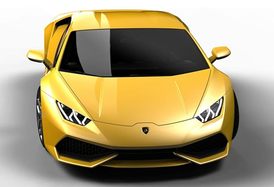 Lamborghini Huracan 2014 review road test  CarsGuide
