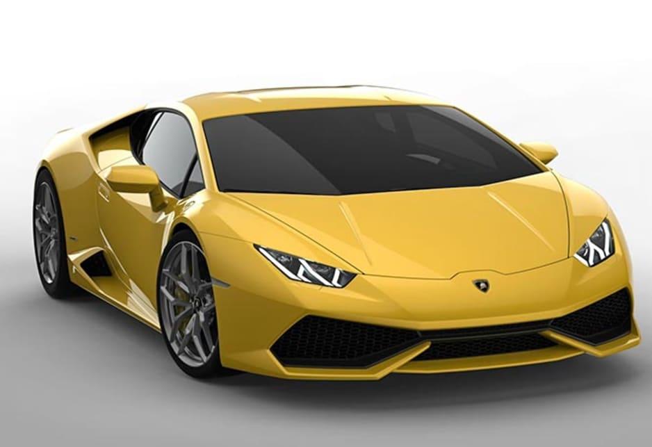 Bon Lamborghini Huracan