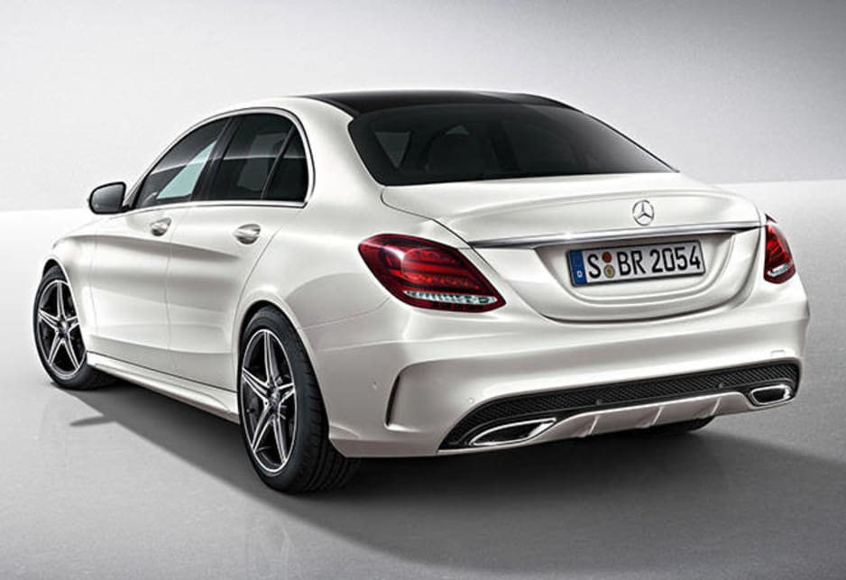 Mercedes Benz C Class Amg Sport Pack Details Car News Carsguide