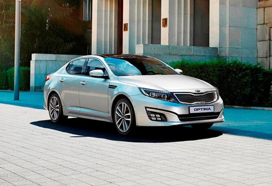 Exceptional Kia Set To Launch New Optima Next Week With New High End Technology.