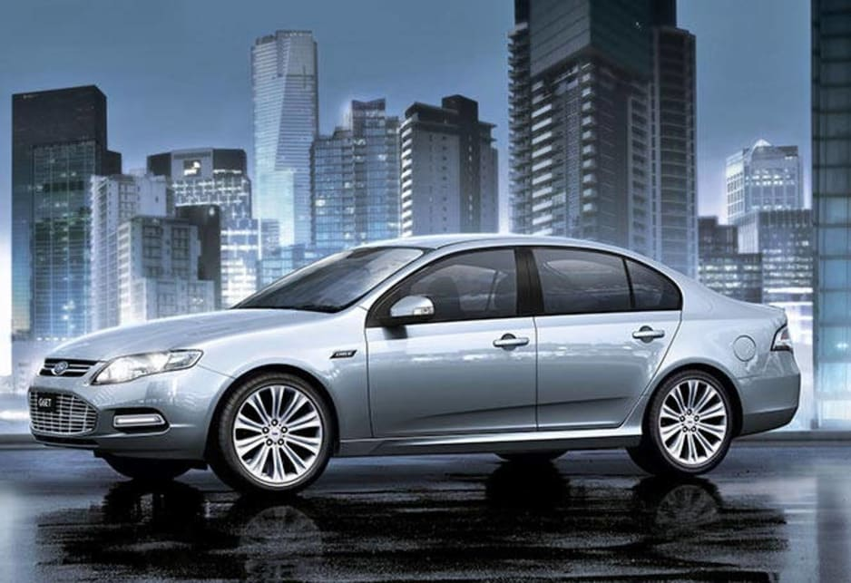 Prince Auto Sales >> Ford Falcon 2014 Review | CarsGuide
