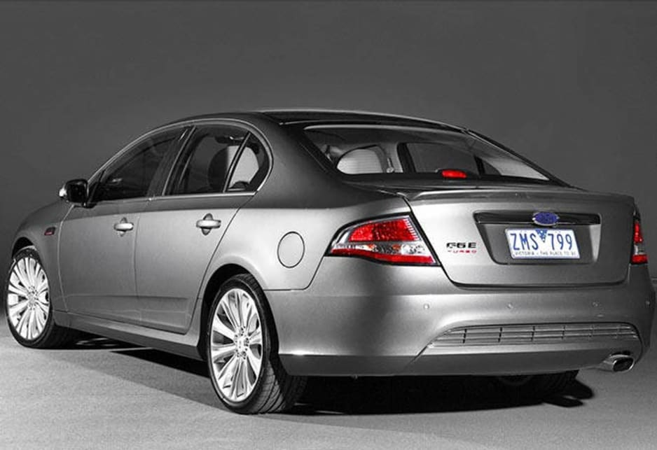 2014 Ford Falcon review  G6E EcoBoost  CarsGuide